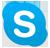 Написать в Skype